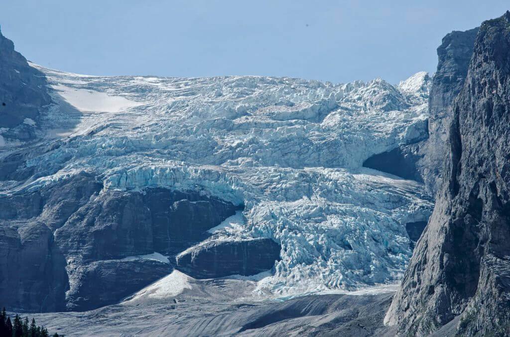 glacier de Rosenlaui