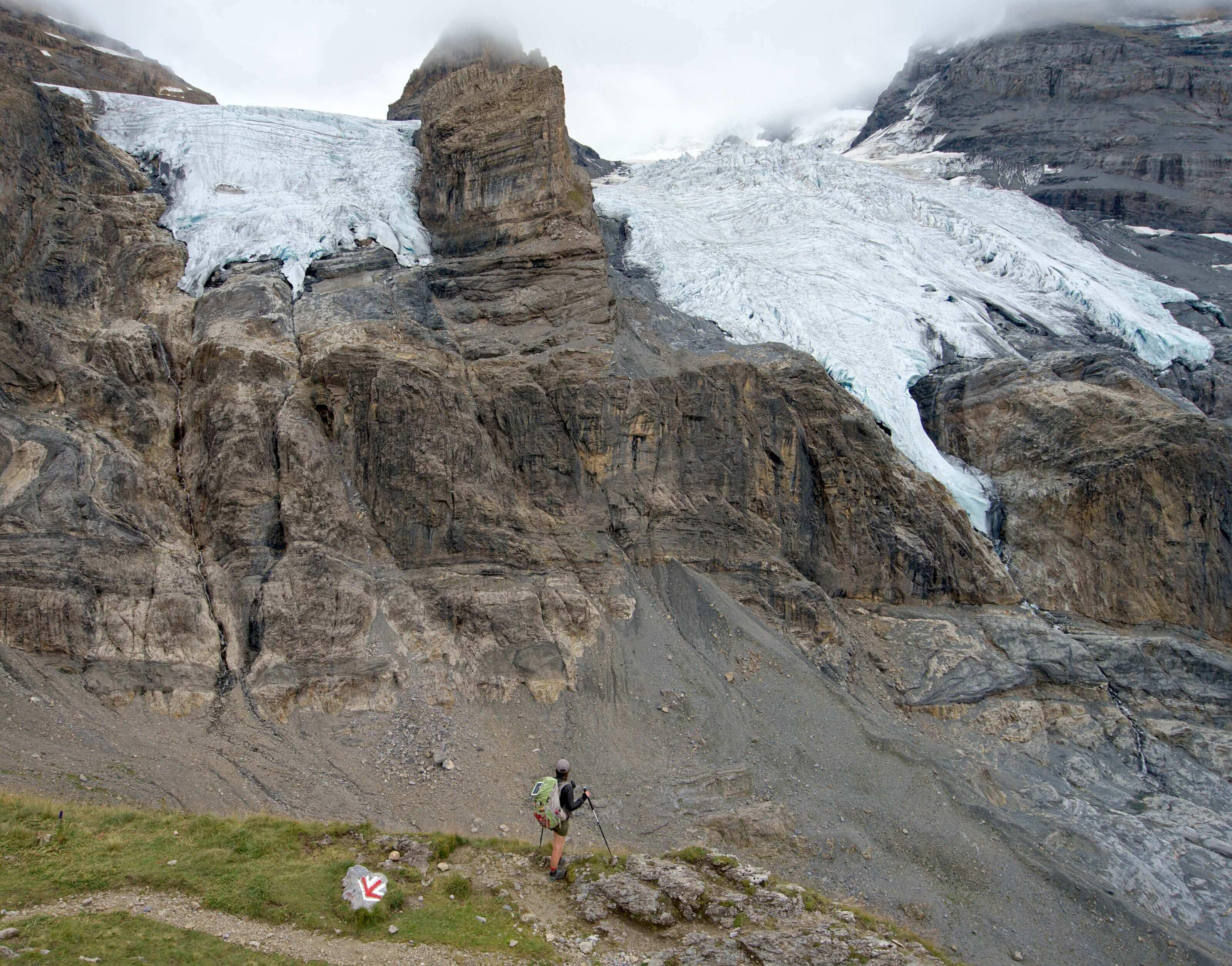 glaciers Oeschinen