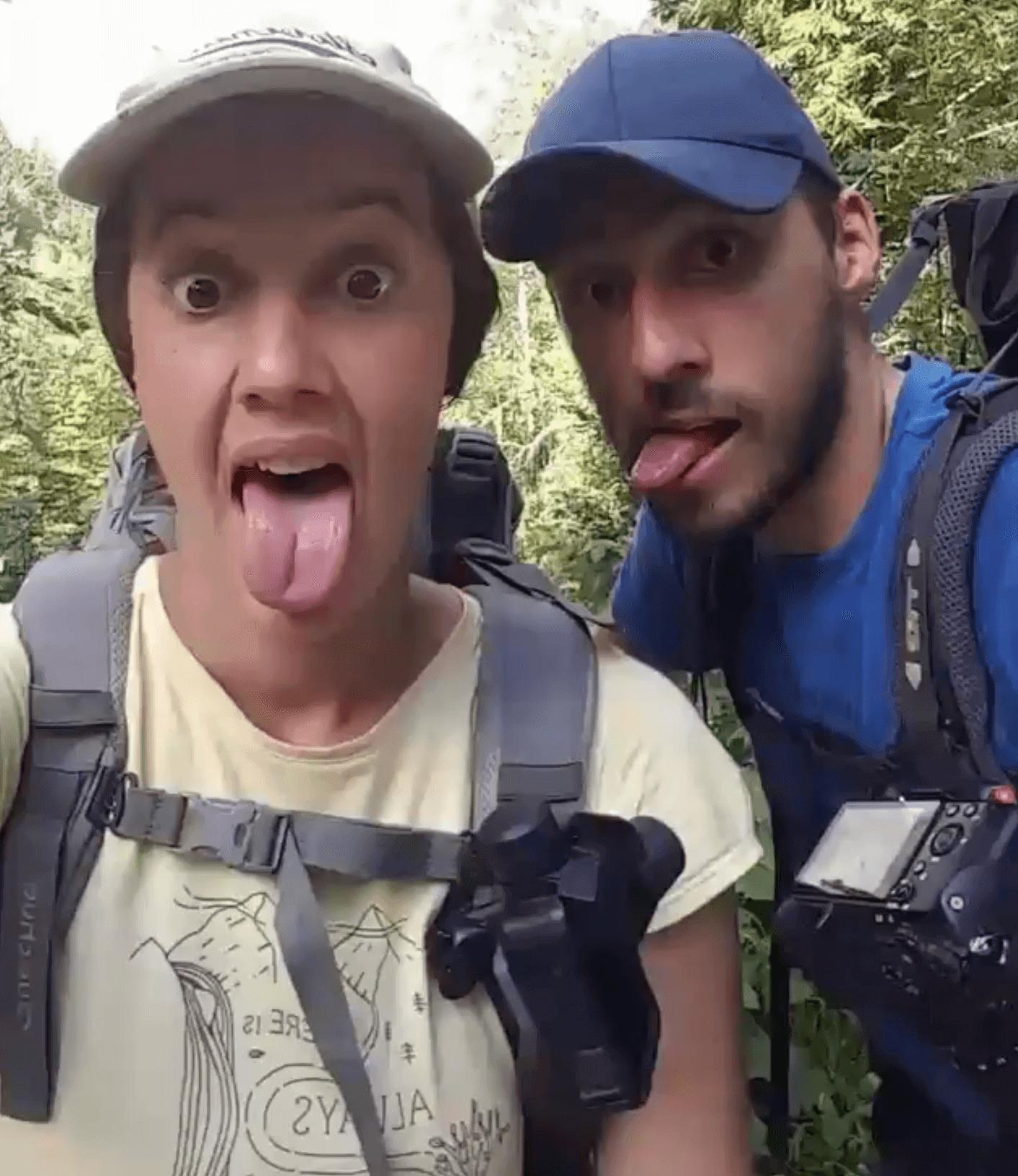 équipement photo en randonnée