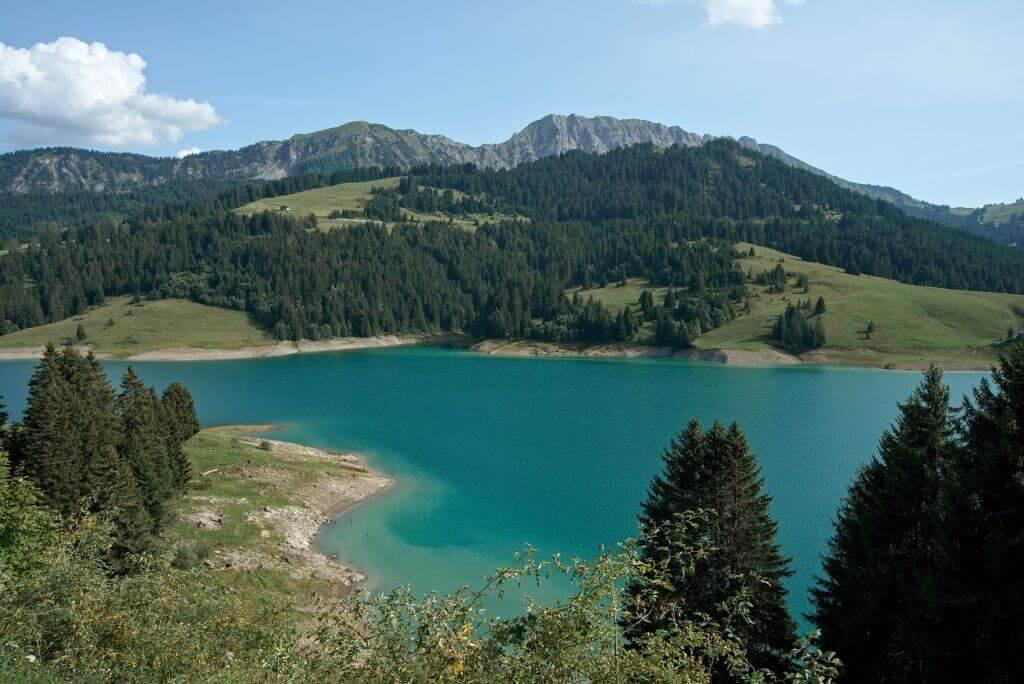 lac de Hongrin