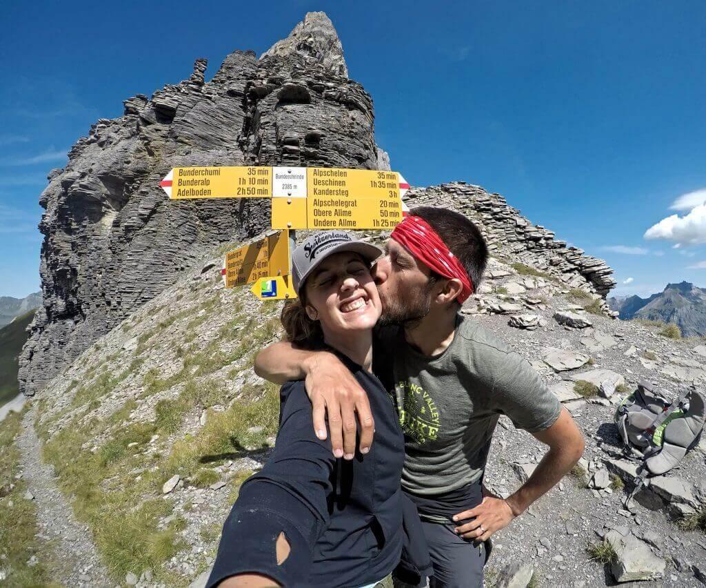 selfie bunderschrinde
