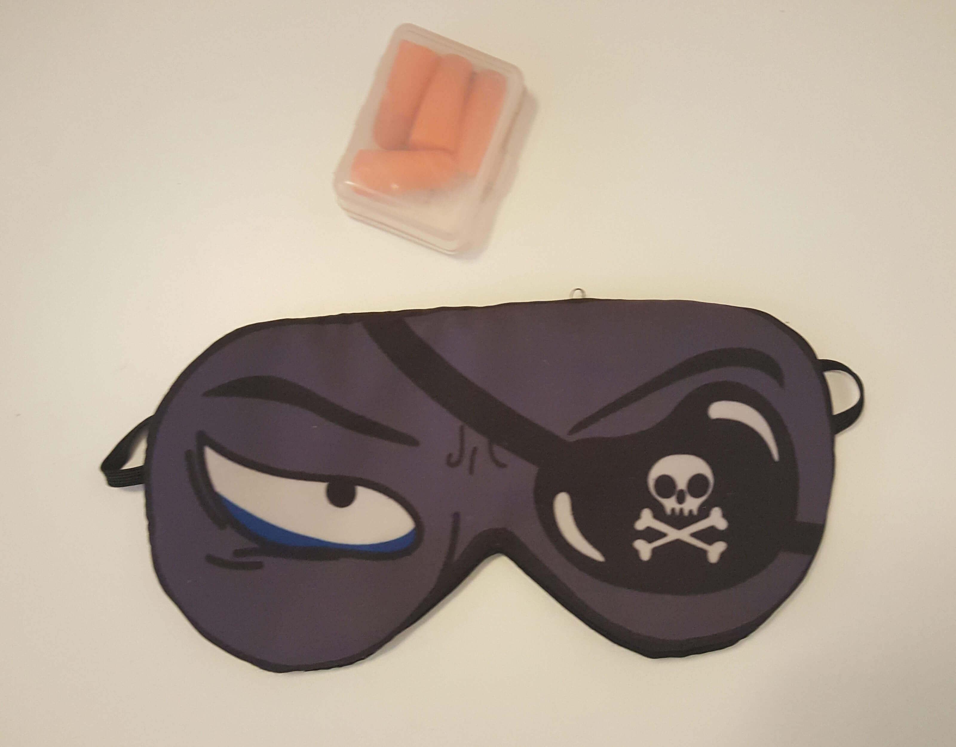 masque pour dormir original