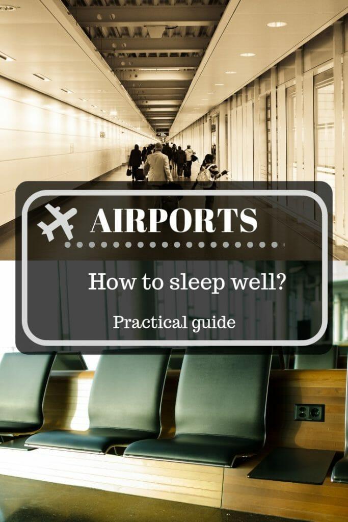 sleep in airports
