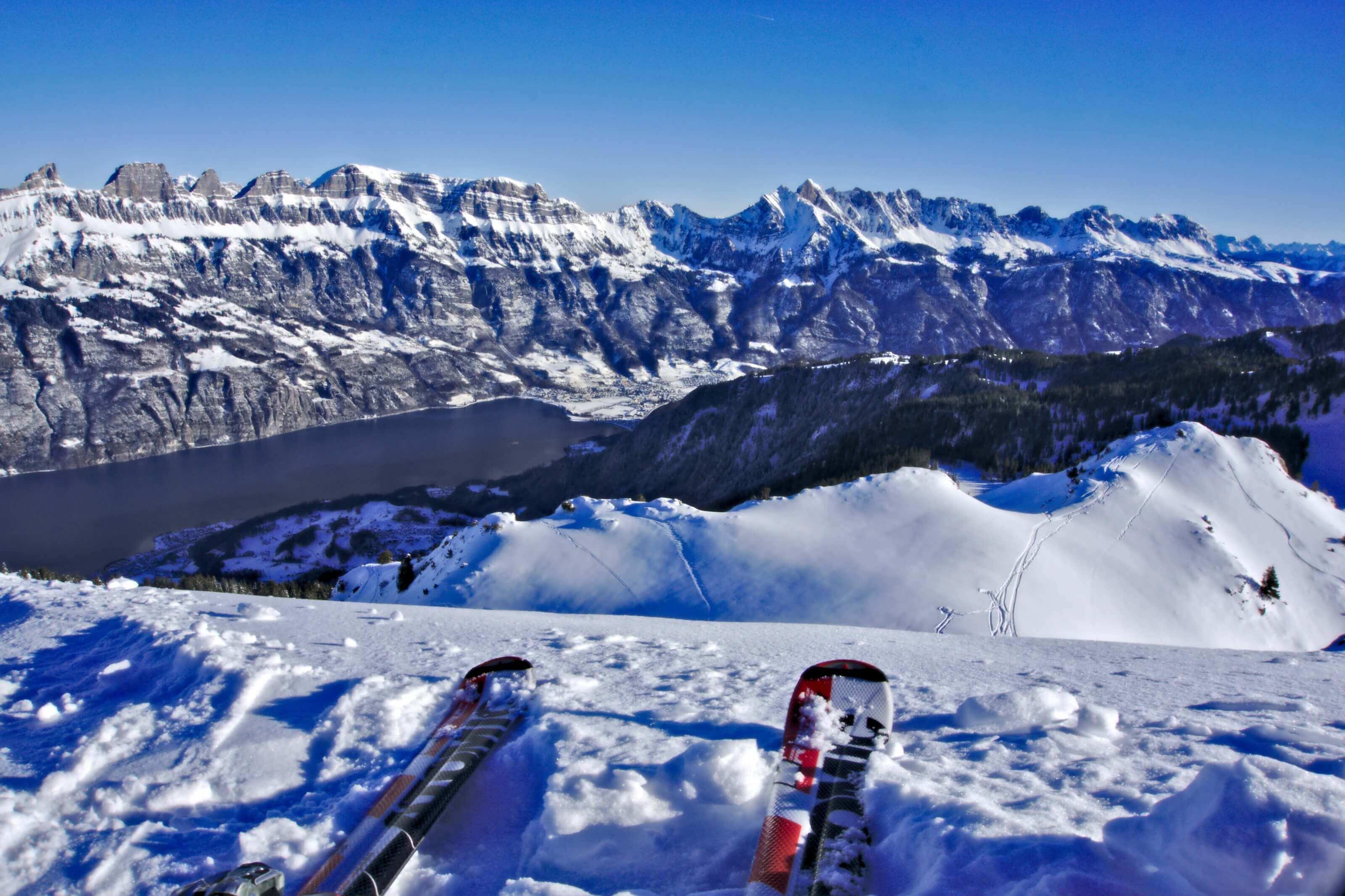 ski flumserberg