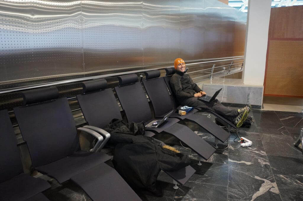 aéroport Minsk