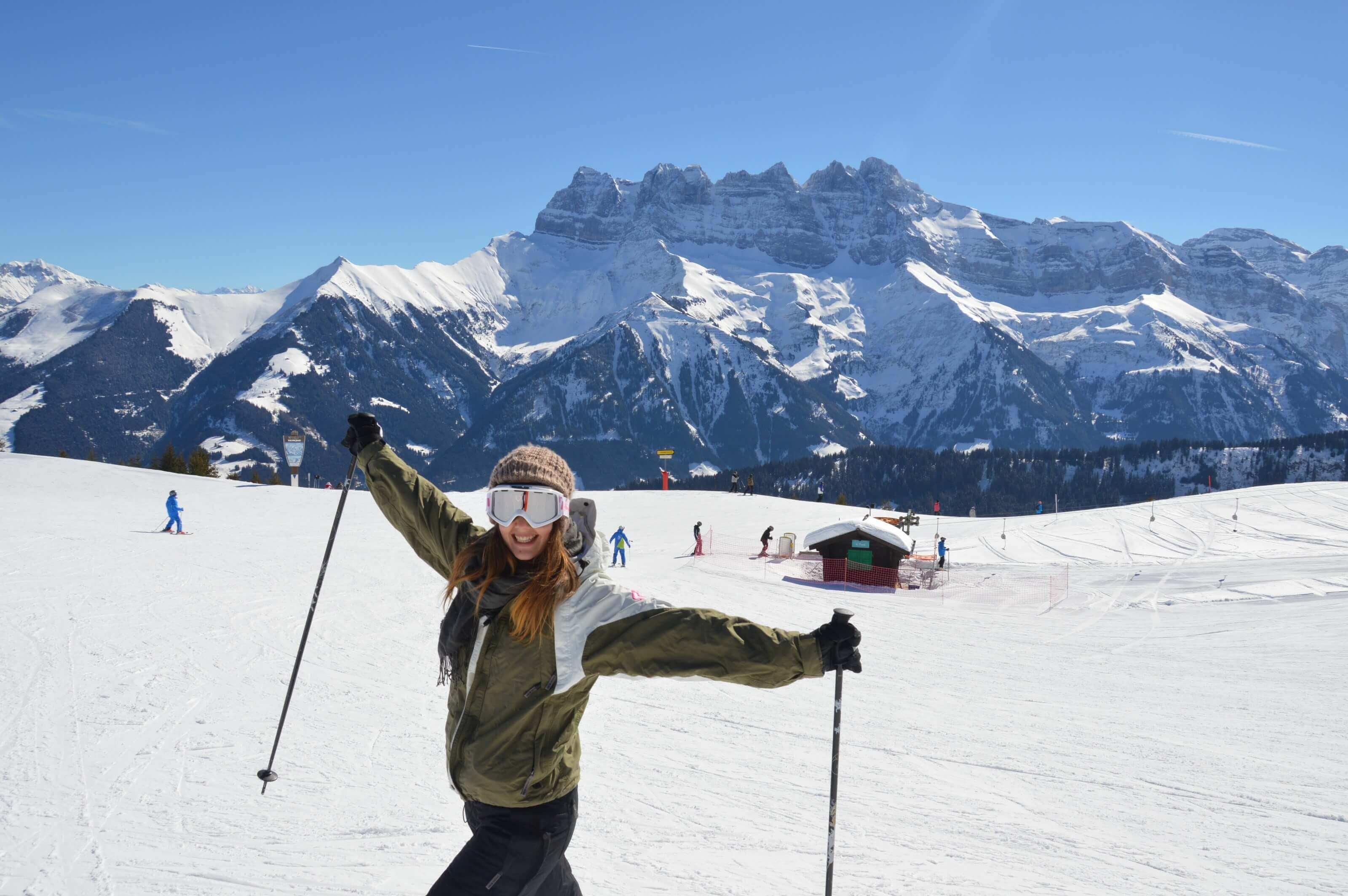 ski portes du soleil