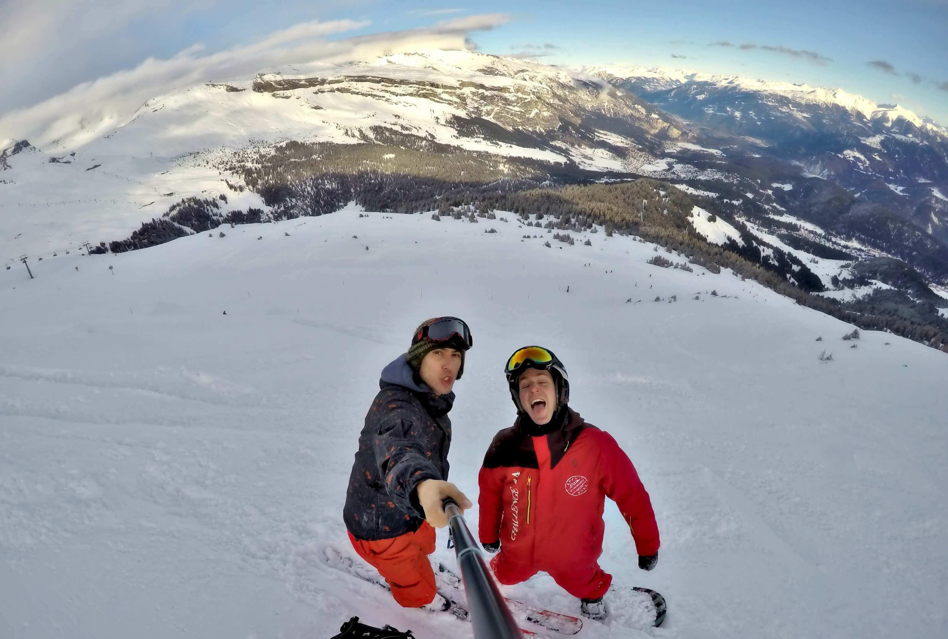 skier à flims