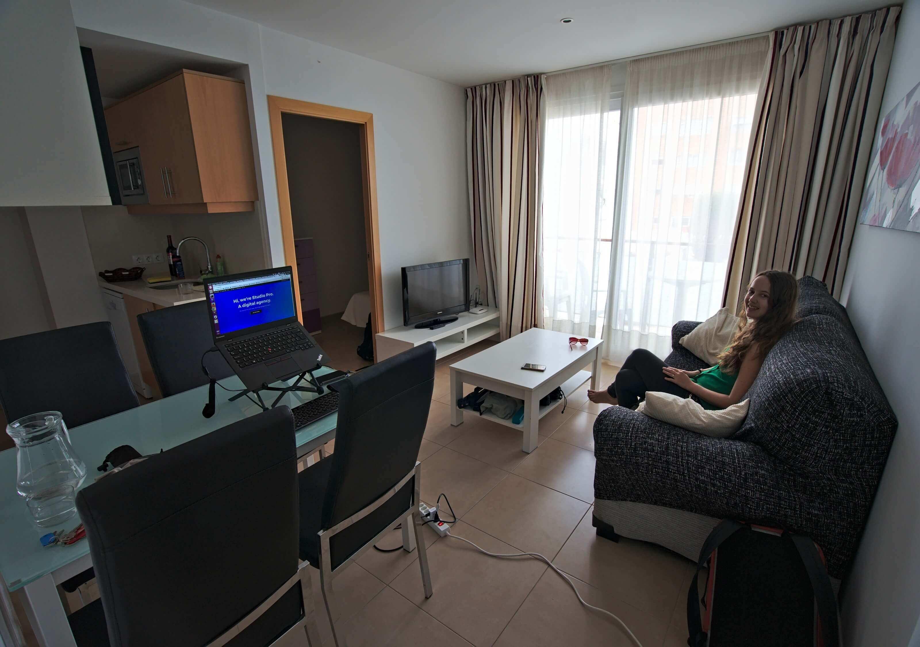 appartement minorque