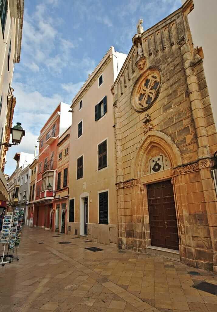 vieille ville ciutadella