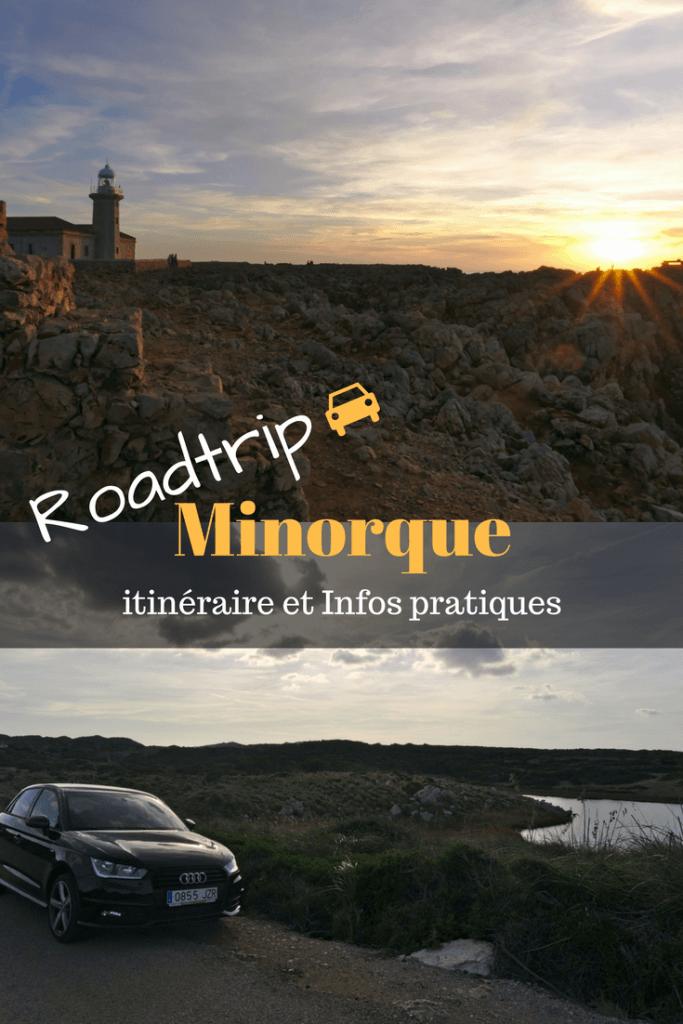 roadtrip minorque