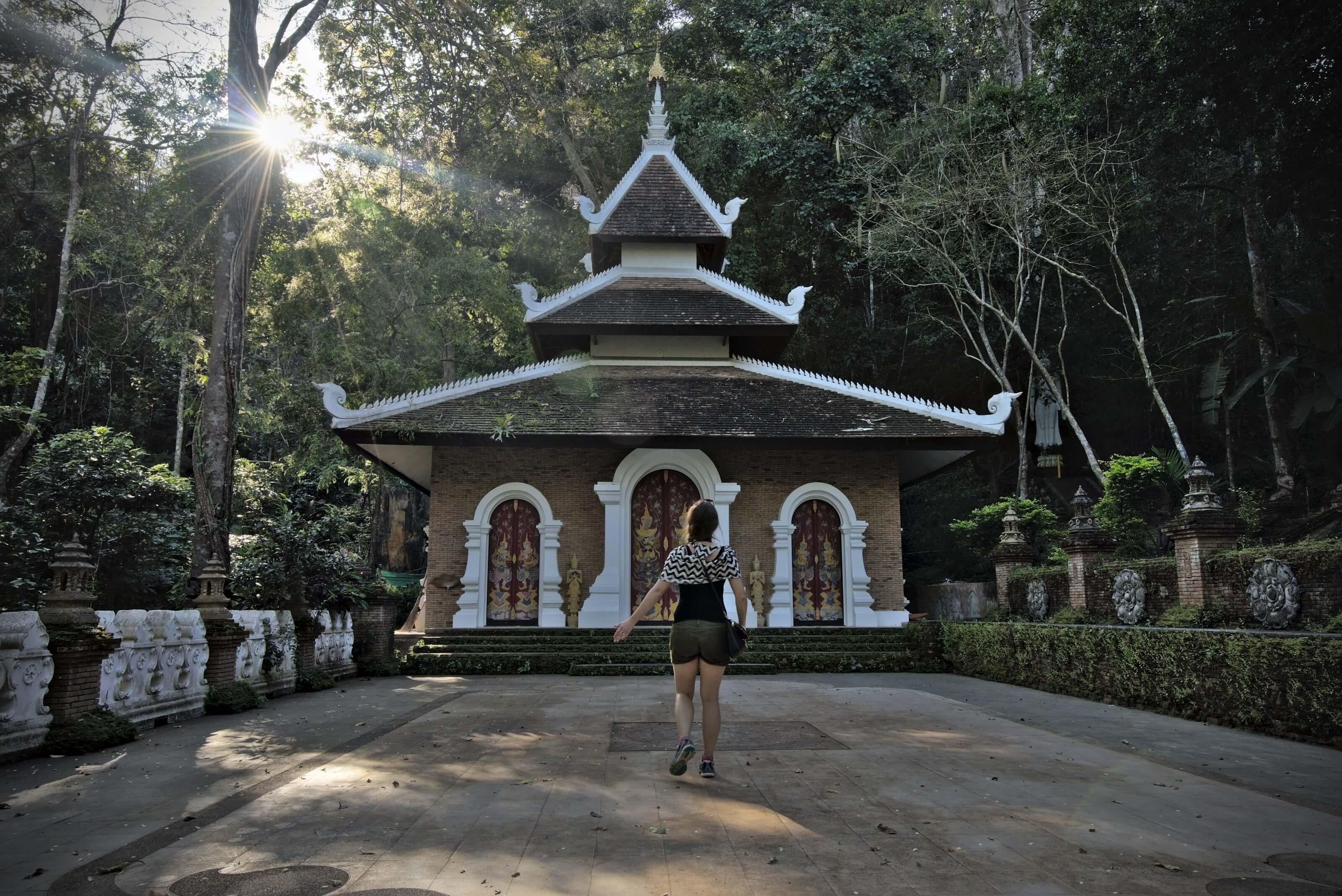 Wat pha lad Chiang Mai
