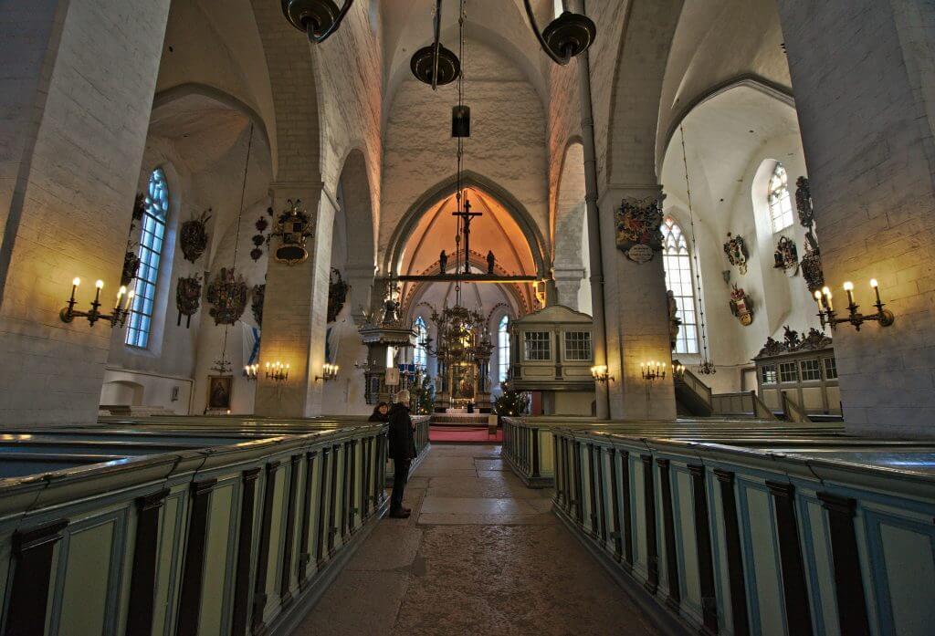 église saint vierge marin tallinn