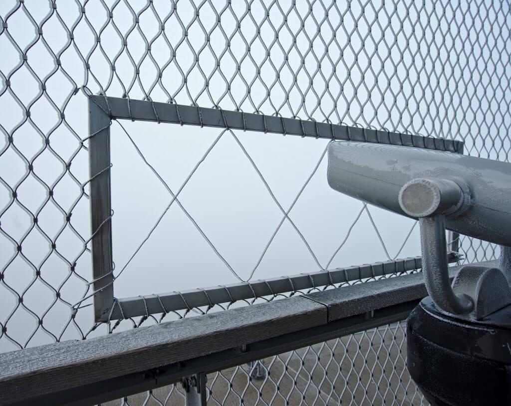 point de vue brouillard