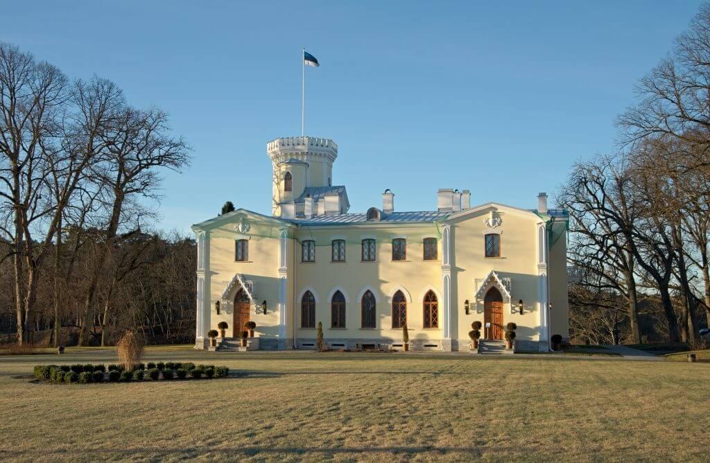 chateau estonie
