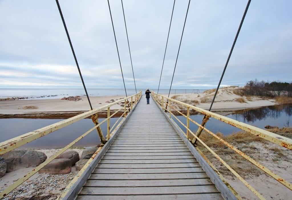 pont plage estonie
