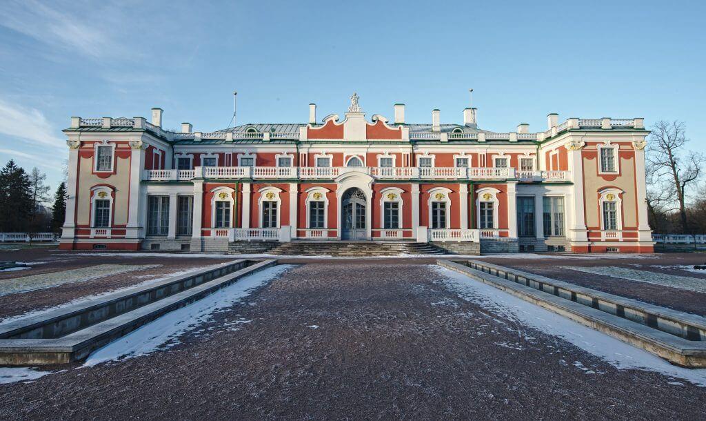 Kadriorg palace tallinn
