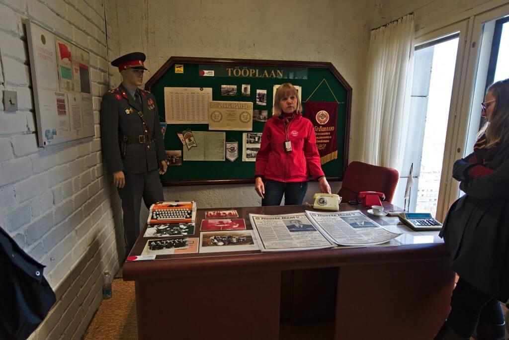 musée KGB tallinn