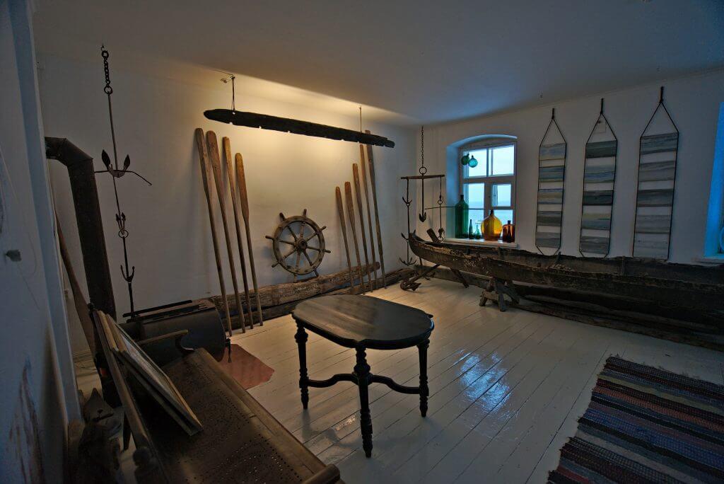 musée maritime de käsmu