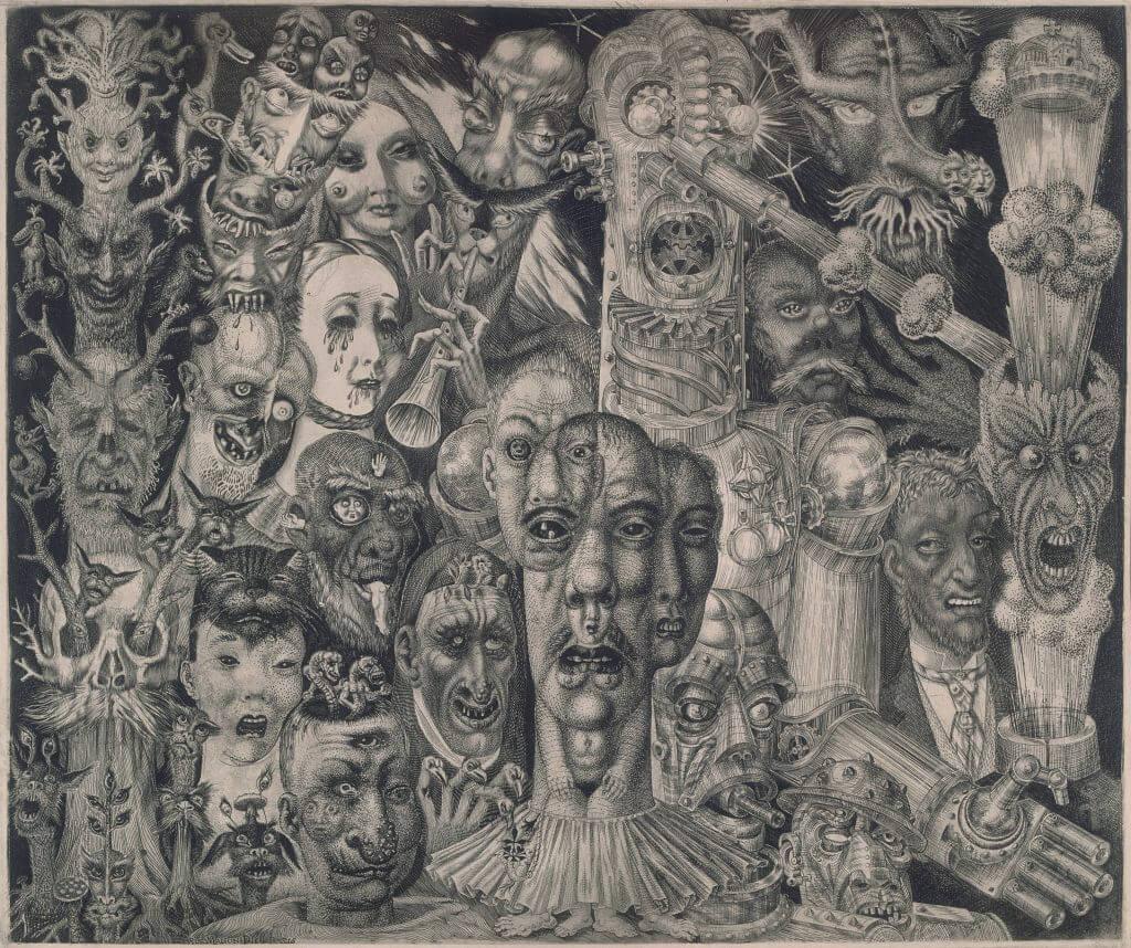 Eduard_Wiiralt,_Põrgu_(1932)