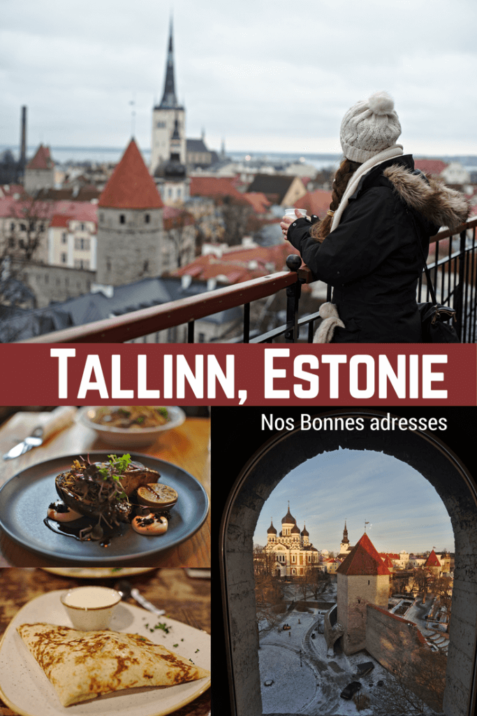 Visiter Tallinn en Estonie