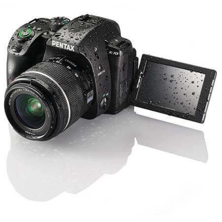weatherproof camera