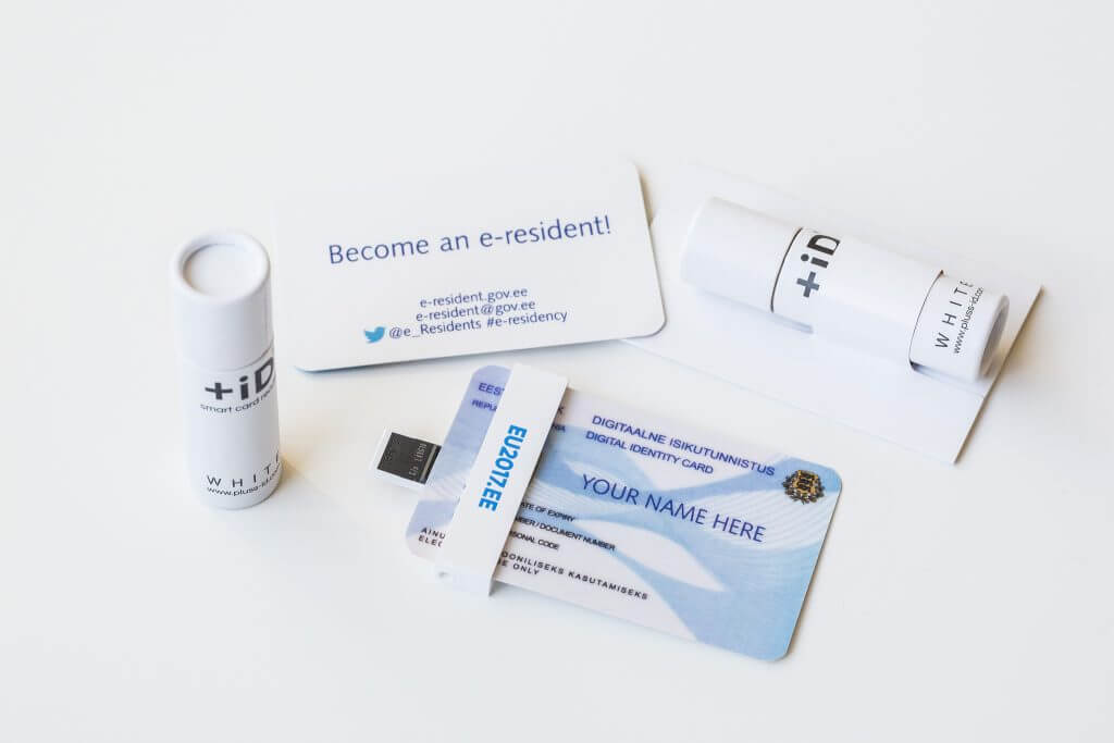 e-residency estonie