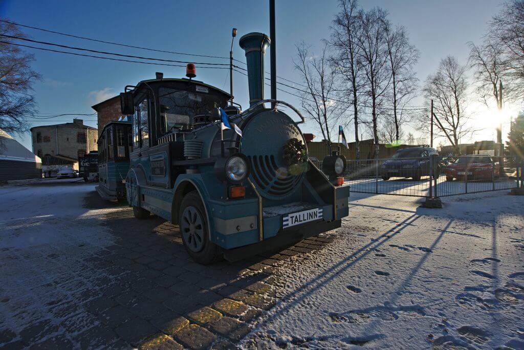 transport tallinn