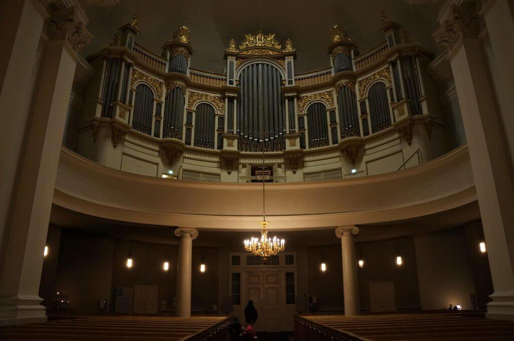 orgue helsinki