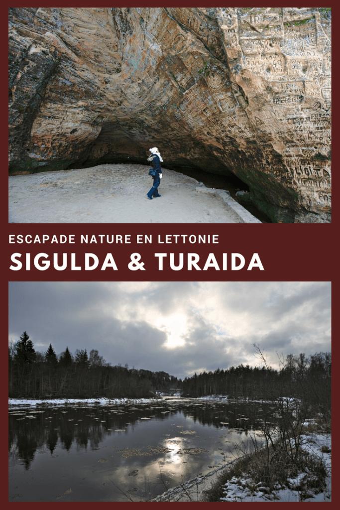 Sigulda & Turaida - lettonie