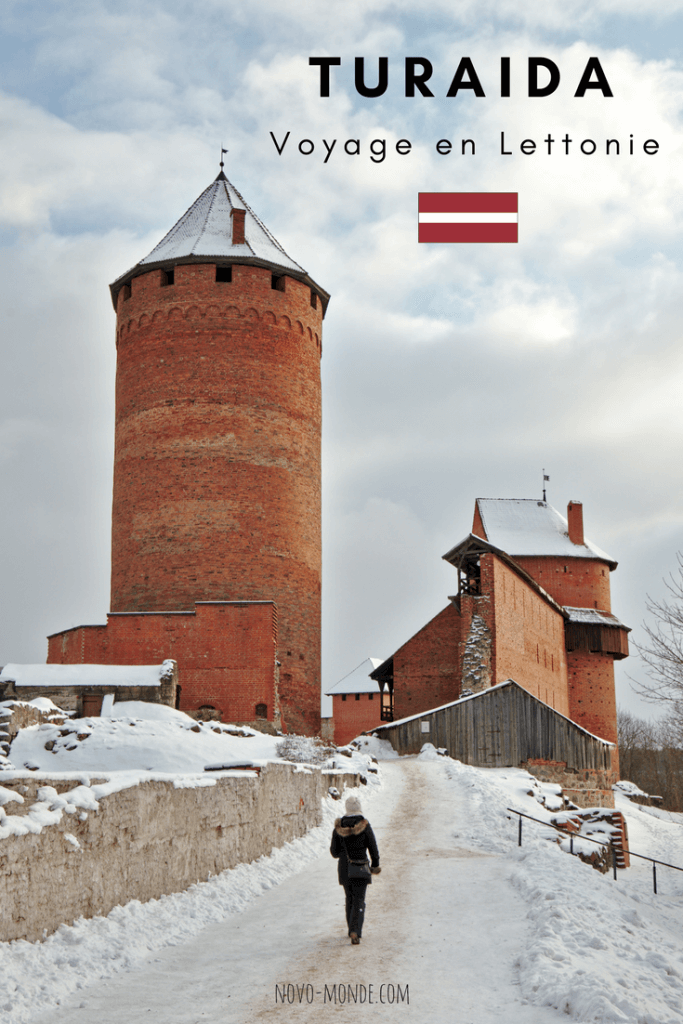 chateau de turaida, lettonie