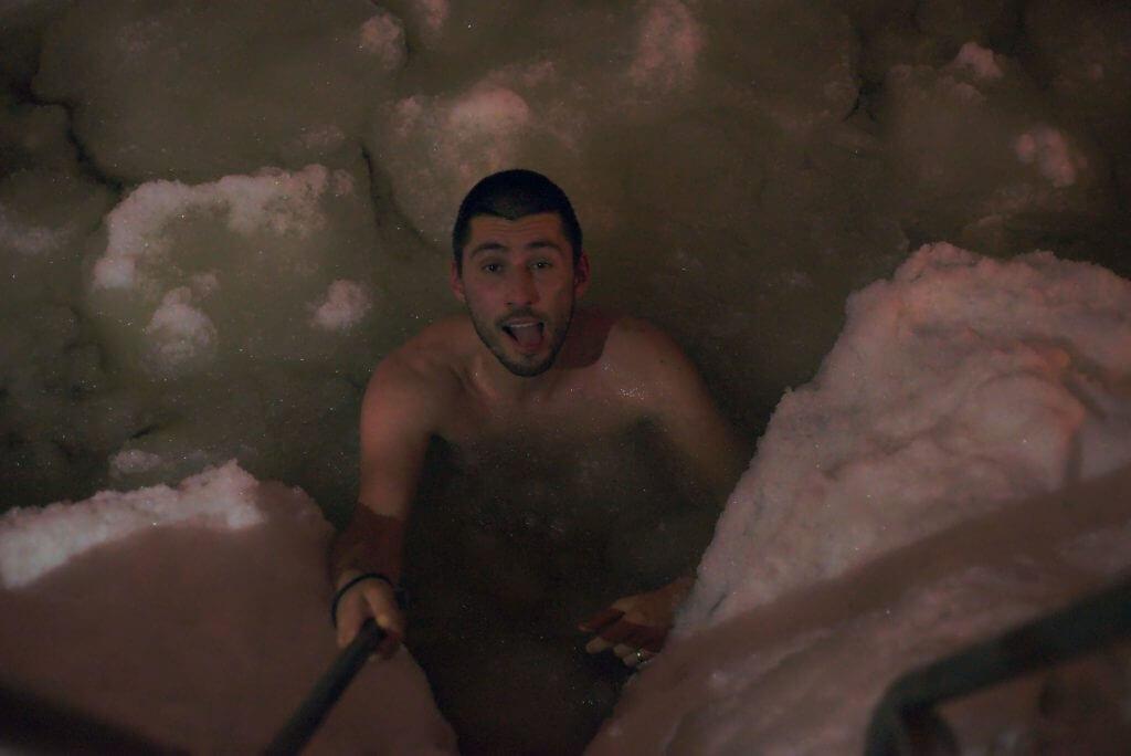 helsinki ice swimming