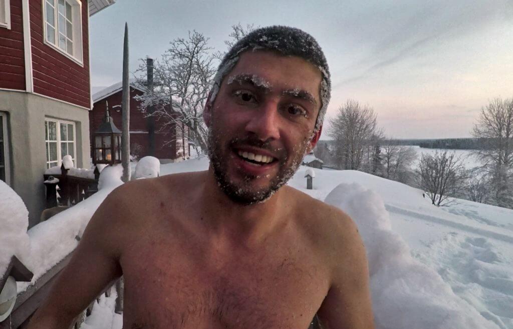 benoit sauna