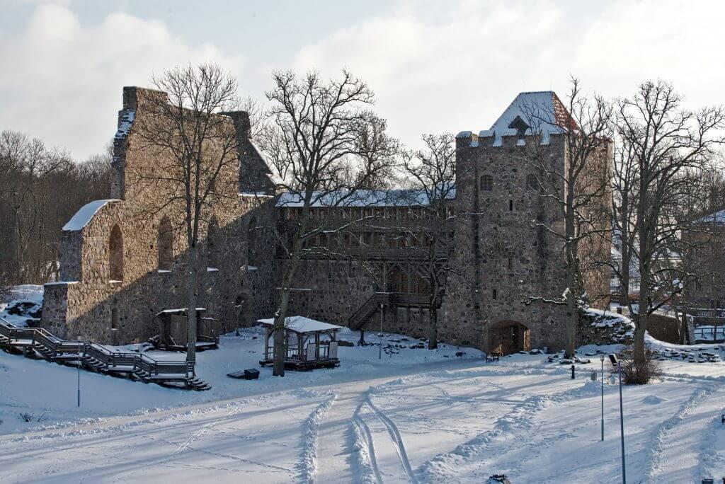 chateau de Sigulda