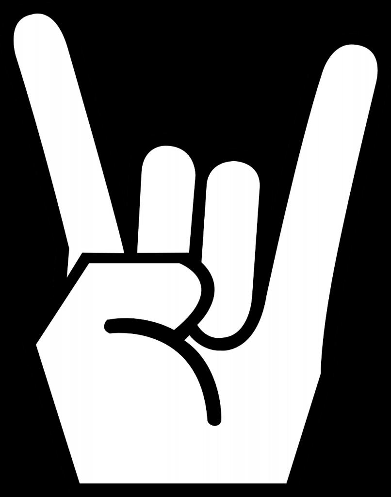 gesture-heavy metal