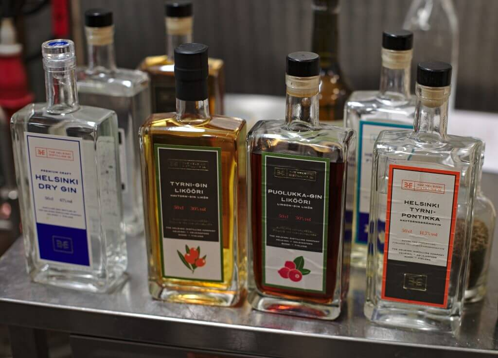 gin finlande