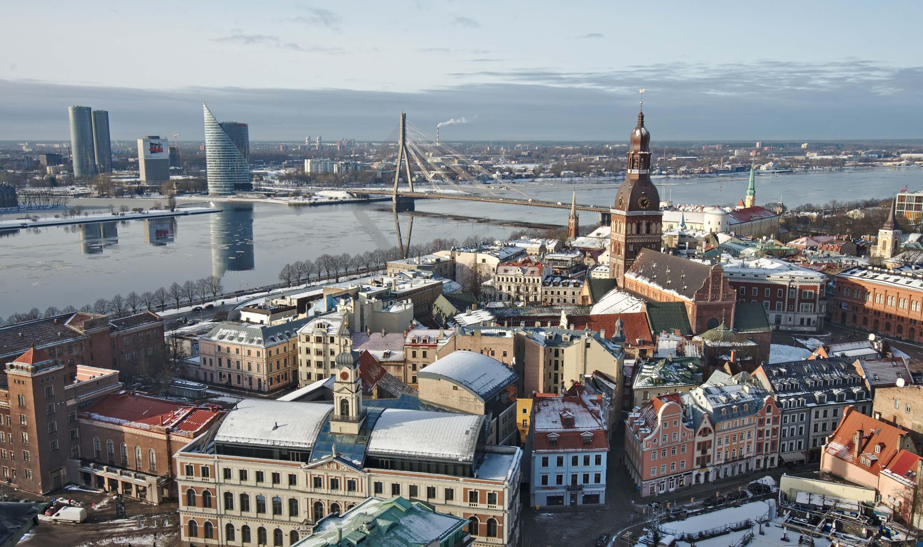 vieille ville de Riga