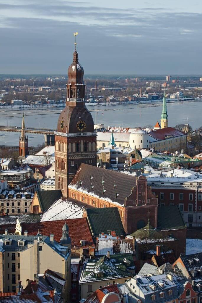 Riga ville