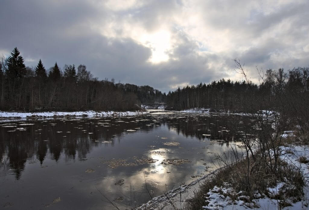 riviere Gauja