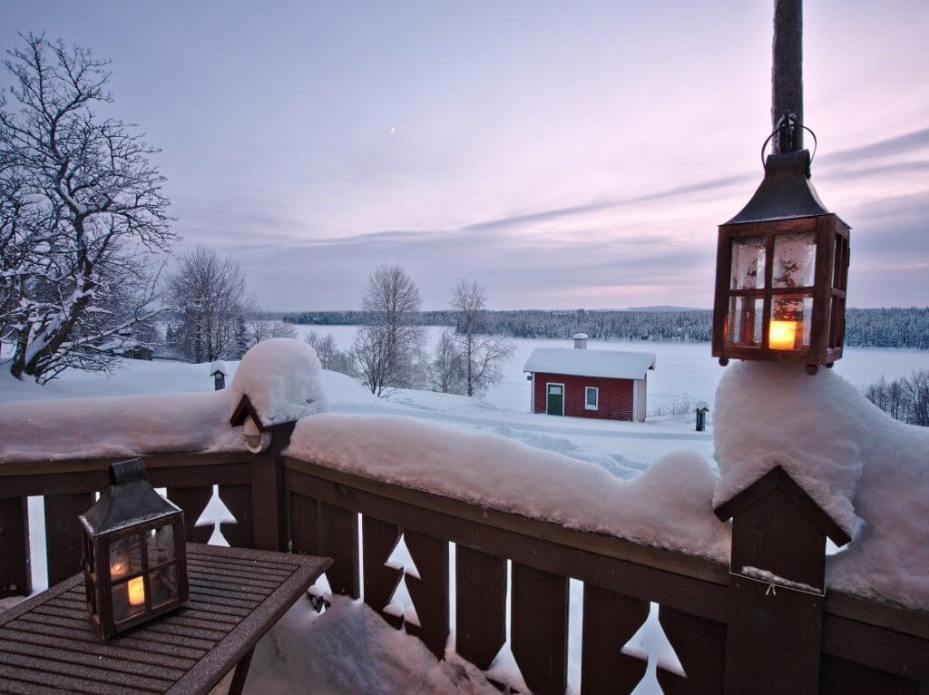 Sauna Laponie