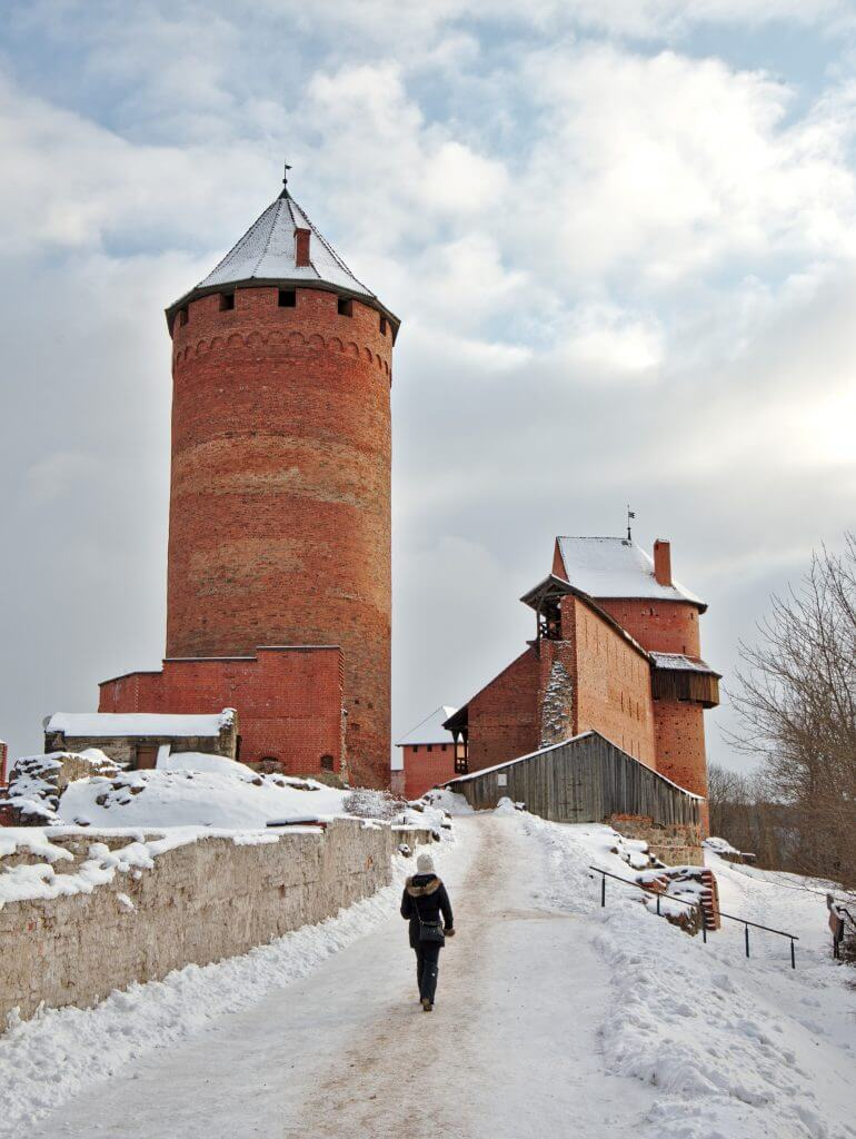 turaida castle and sigulda