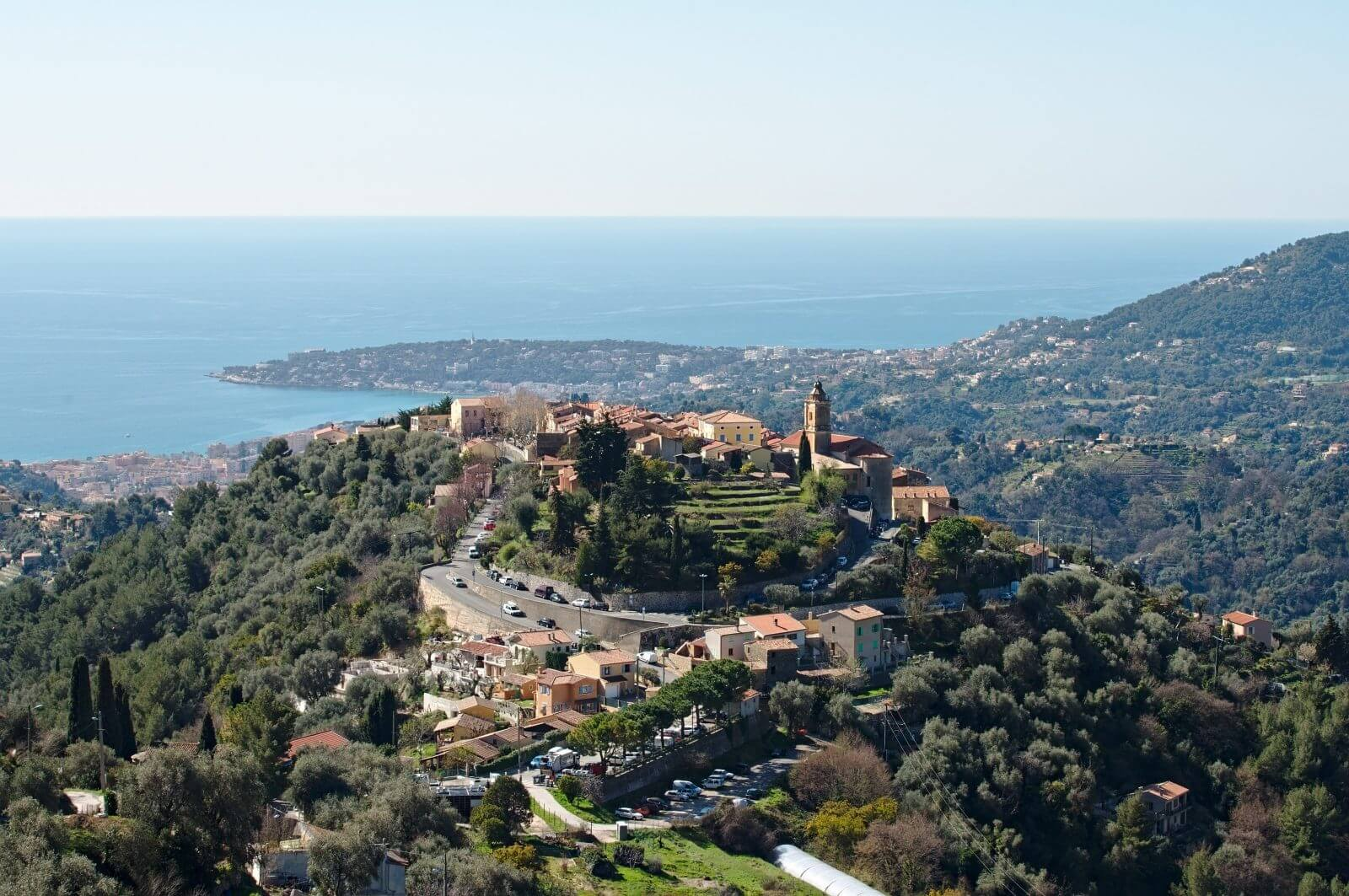 village de Castellar
