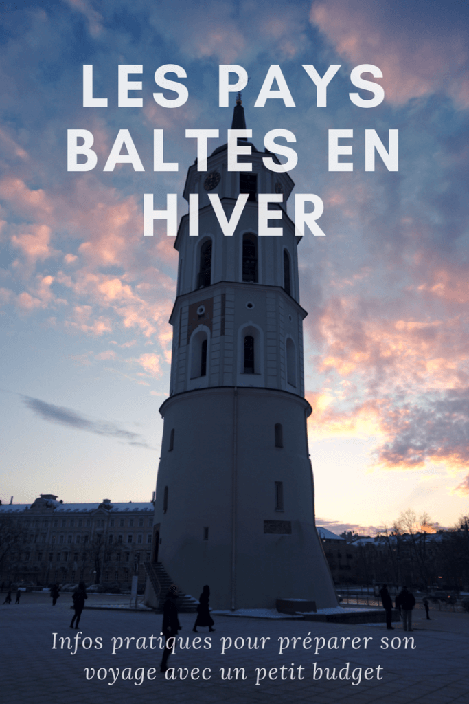 Les Pays baltes en hiver