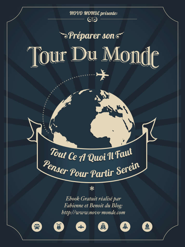 ebook tour du monde