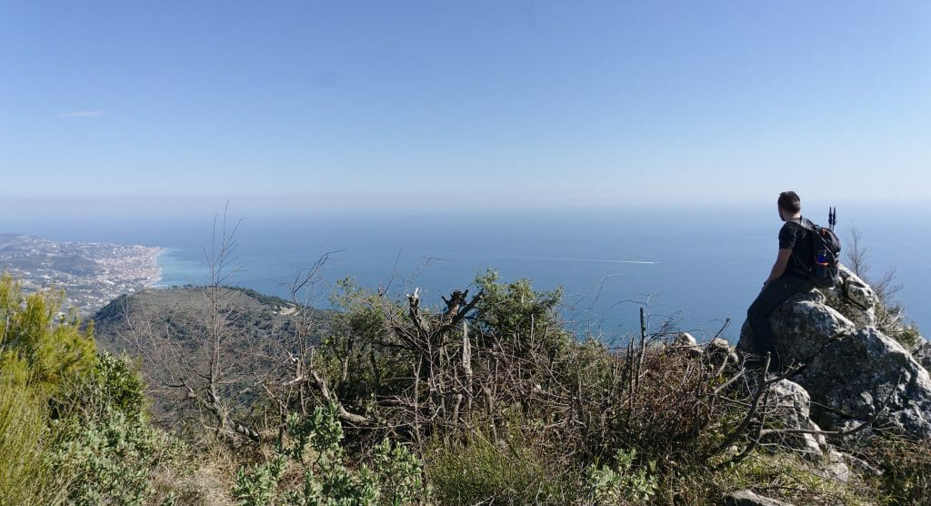 panorama mont carpano