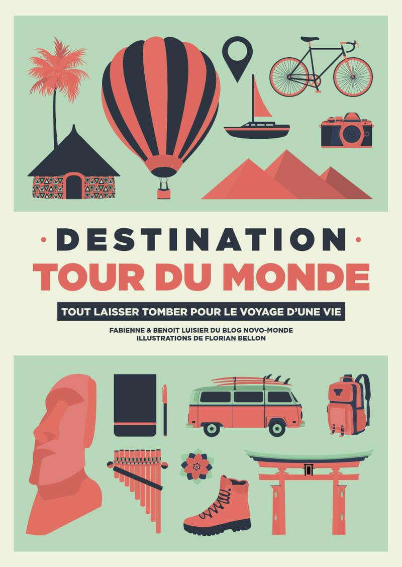 Destination Tour du Monde couverture