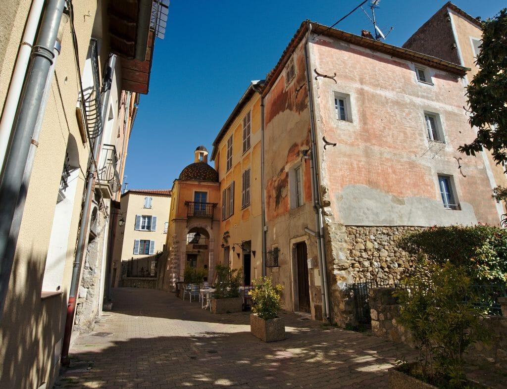 castellar village sud de la france