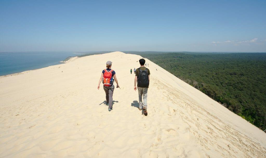 randonnée dune du pilat