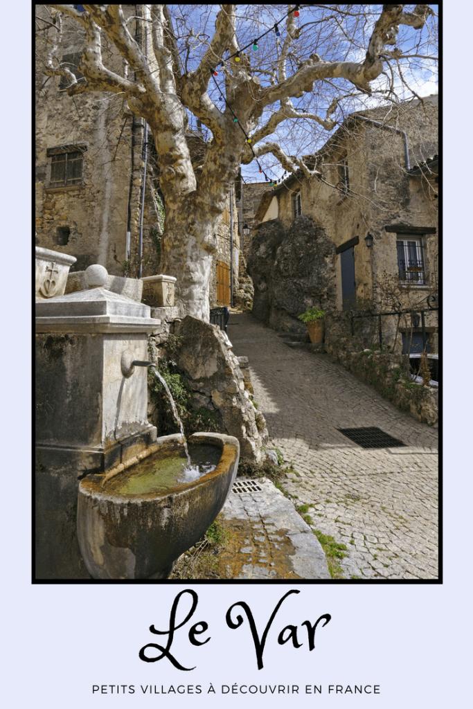 villages du var -france