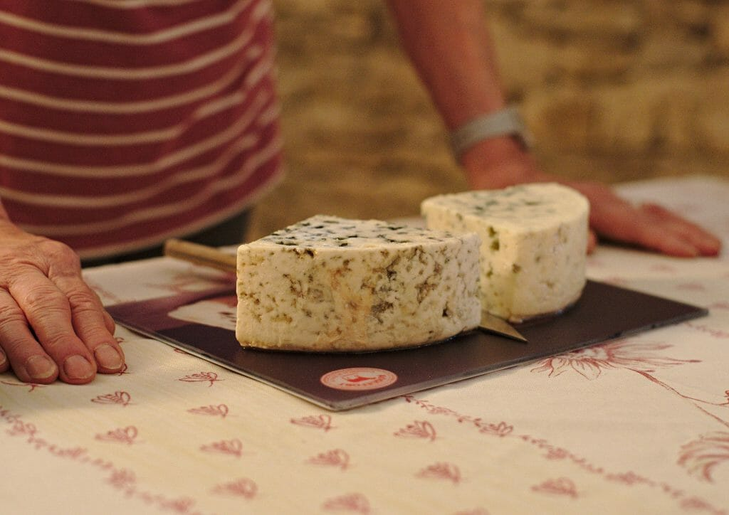 roquefort degustation