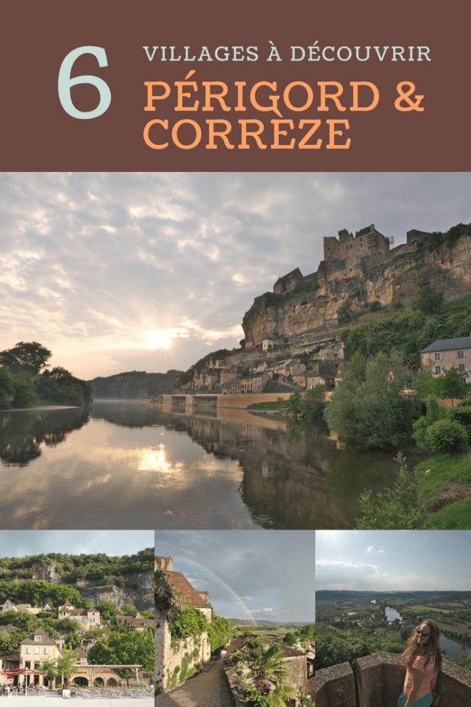 périgord et correèze, village